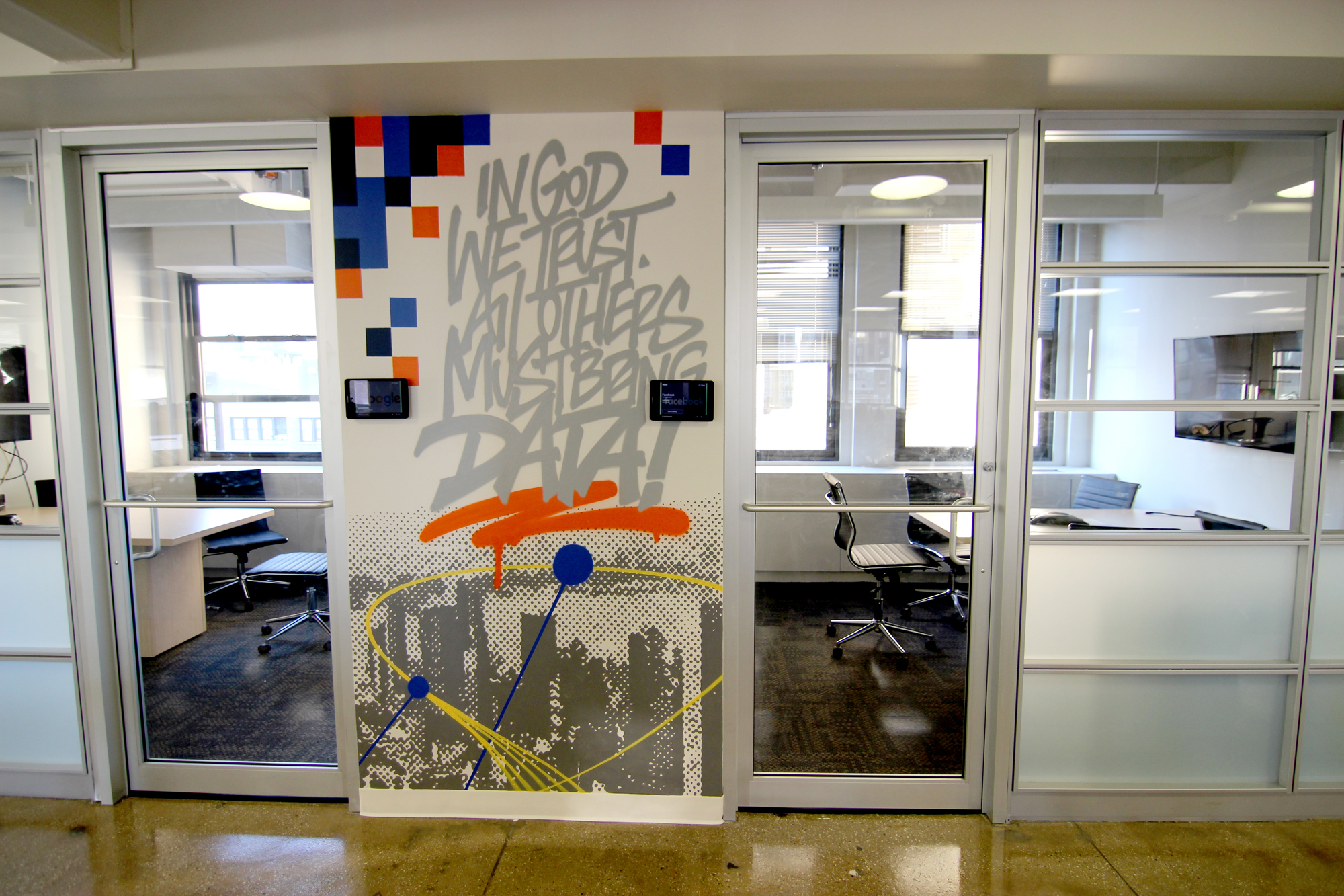office mural, graffiti mural, street art mural, graffiti, street art, custom mural, hire a graffiti artist